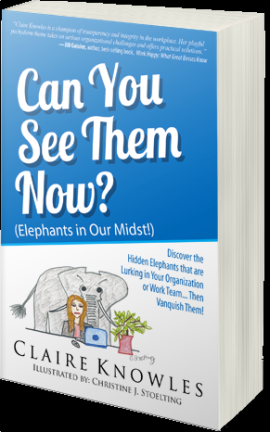 Can You See Them Now? - Book